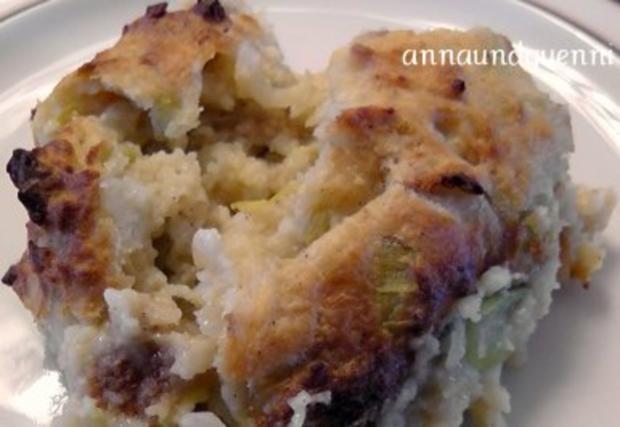 amerikanisches Potato Filling    (Kartoffelauflauf) - Rezept