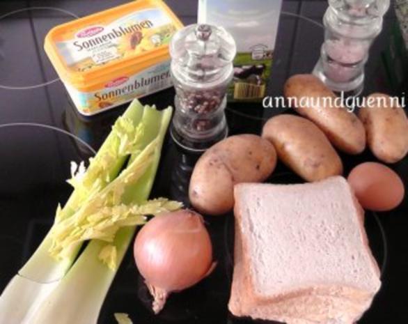 amerikanisches Potato Filling    (Kartoffelauflauf) - Rezept - Bild Nr. 3