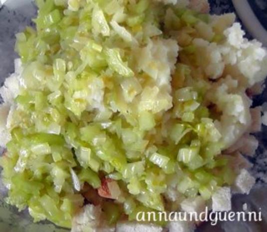 amerikanisches Potato Filling    (Kartoffelauflauf) - Rezept - Bild Nr. 7