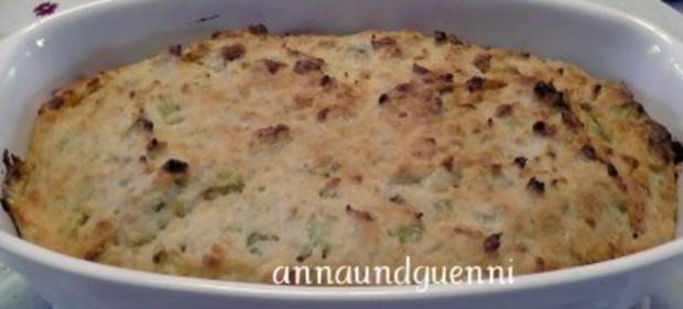 amerikanisches Potato Filling    (Kartoffelauflauf) - Rezept - Bild Nr. 2