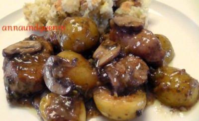 Schweinefiletmedaillons mit Feigen (Bayou Lafourche) - Rezept