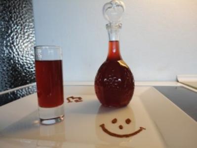 Liköre: Cranberry Likör - Rezept