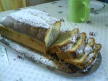 Mohnkuchen - Rezept