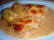 Fleisch: Ofen-Cordon Bleu - Rezept