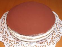 Drei-Tages-Torte - Rezept