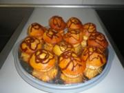 Sahne - Mandel - Muffins - Rezept