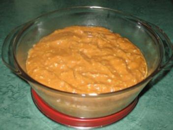 Dessert - Karamellflammerie - Rezept