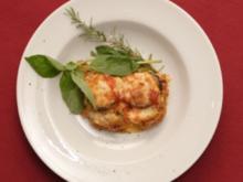 "Auberginenauflauf ""La Parmigiana di Melanzane"" (Diana Eichhorn) - Rezept"