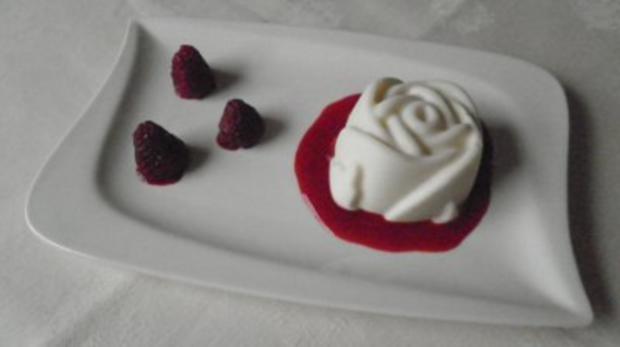 Weiße Rosen aus ... - Rezept - Bild Nr. 4