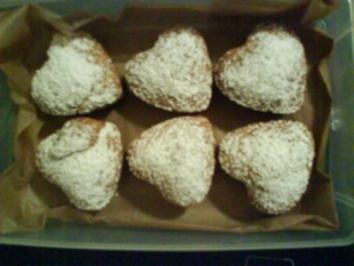 Beschwipste Pralinenmuffins - Rezept
