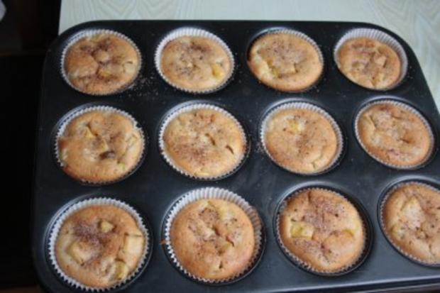 Muffins: Mango-Honig-Muffins - Rezept - Bild Nr. 4
