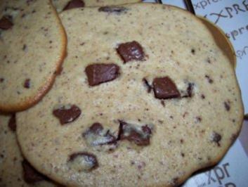 Schoko cookies rezept ohne butter