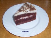 Backen: Mini-Schoko-Torte II - Rezept