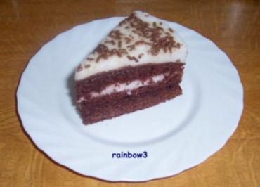 Backen Mini Schoko Torte Ii Rezept Mit Bild Kochbar De