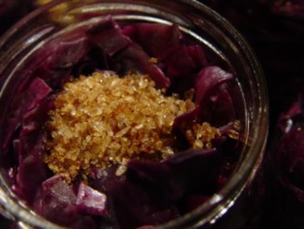 Rotkohl (eingekocht) - Rezept - Bild Nr. 5