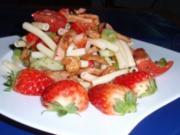 Frühlingshafter Nudelsalat - Rezept