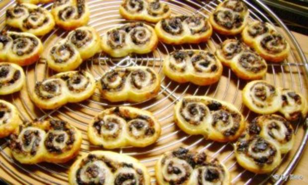 Snacks: Bunte Olivenöhrchen - Rezept - Bild Nr. 7