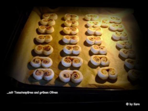 Snacks: Bunte Olivenöhrchen - Rezept - Bild Nr. 5