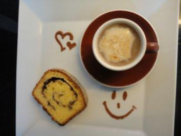 Schokolade Rosinen Brioche - Rezept