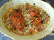 Seelachsfilet Toscana - Rezept