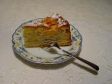 Saftiger Eierlikör-Apfelkuchen - Rezept