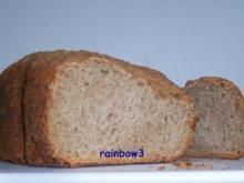 Backen: Bier-Brot (Sauerteig) - Rezept