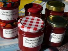 Marmelade: Johannisbeer - Aprikosengelee - Rezept