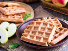 Fettarme Waffeln nach Weight Watchers - Rezept - Bild Nr. 2