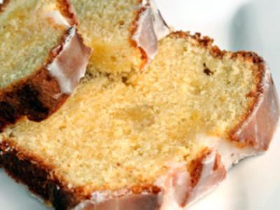 Bitter-Lemon-Cake - Rezept