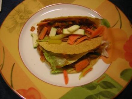 Taco Shells - Rezept