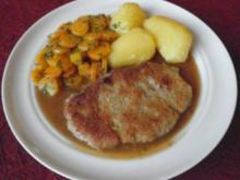 Falsche Schnitzel - Rezept