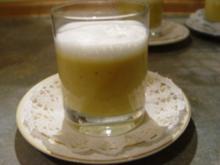 Cappuccino von der Süßkartoffel mit Thaibasilikum - Rezept