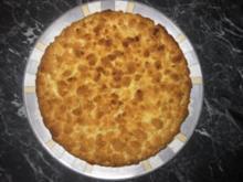 Fruchtiger Krümelkuchen - Rezept