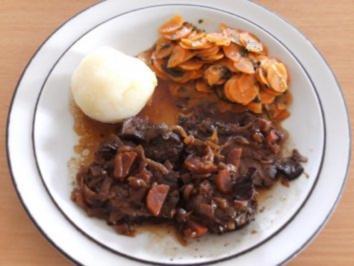 Rezept: Fleisch: Sauerbraten