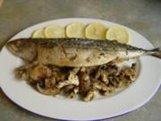 Gefüllte Makrelen - Rezept