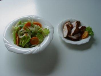 Würziges Gemüse mit Kokosnuss - Rezept
