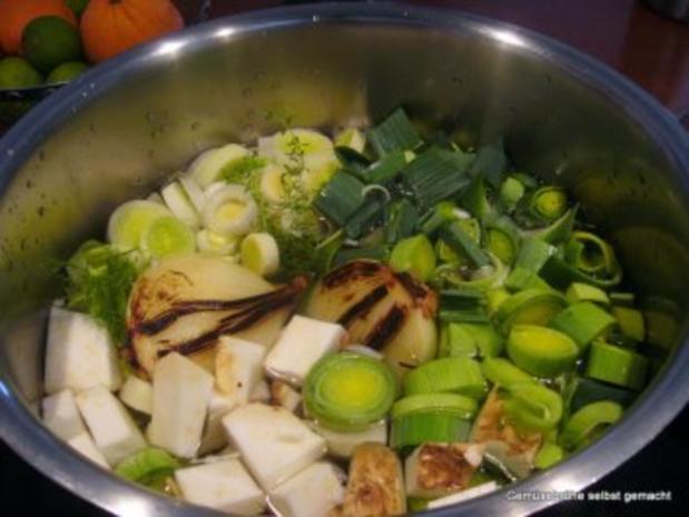 Gemüsebrühe - Rezept - Bild Nr. 2