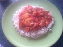tomatiges Wurstgulasch - Rezept