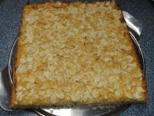 Apfel-Marzipankuchen - Rezept