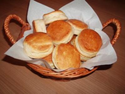 Buttermilch-Scones - Rezept