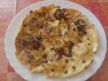 Pfannkuchen, oder wie wir sagen... Eierkuchen - Rezept