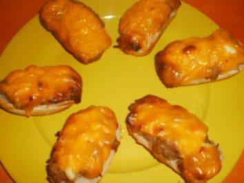 Prima Pizza Brötchen - Rezept