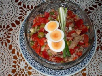 Tunesischer Thunfischsalat - Rezept