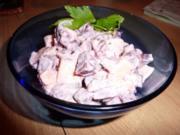 Salate: Rote Bete Salat - Rezept