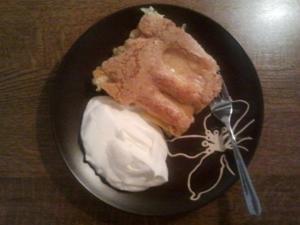 Blechkuchen - Apfelkuchen - Rezept