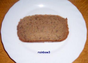Backen: Vollkorn-Mischbrot mit Sauerteig - Rezept