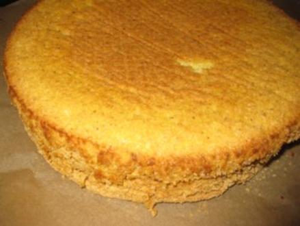 Haselnuss-Bisquit - Rezept