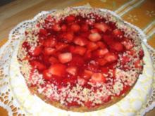 Schneckeles erste Erdbeer-Versuchung 2011....... - Rezept