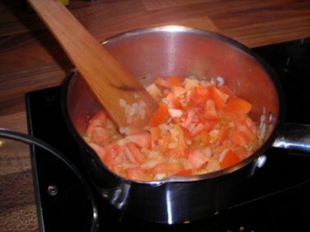 Thunfischsoße mit Tomate - Rezept - Bild Nr. 3