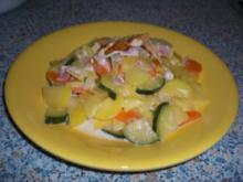 Kartoffel-Auflauf - Rezept